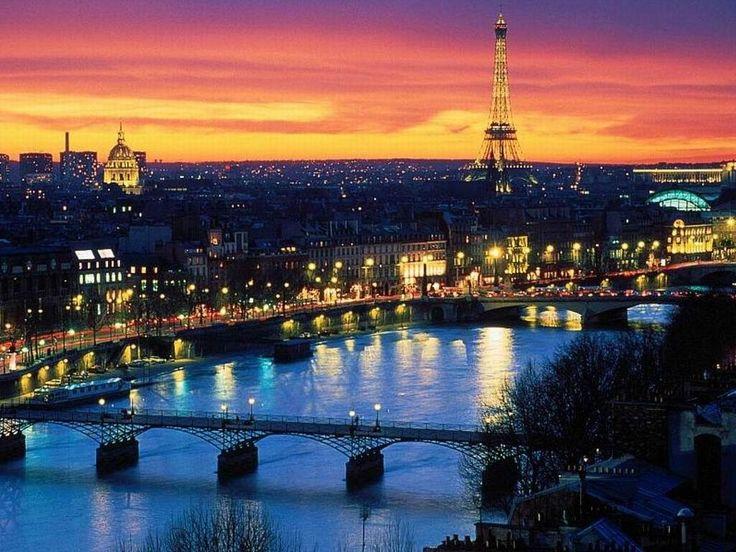 Skyline di Parigi, Francia | #casedilusso #mercatoimmobiliare