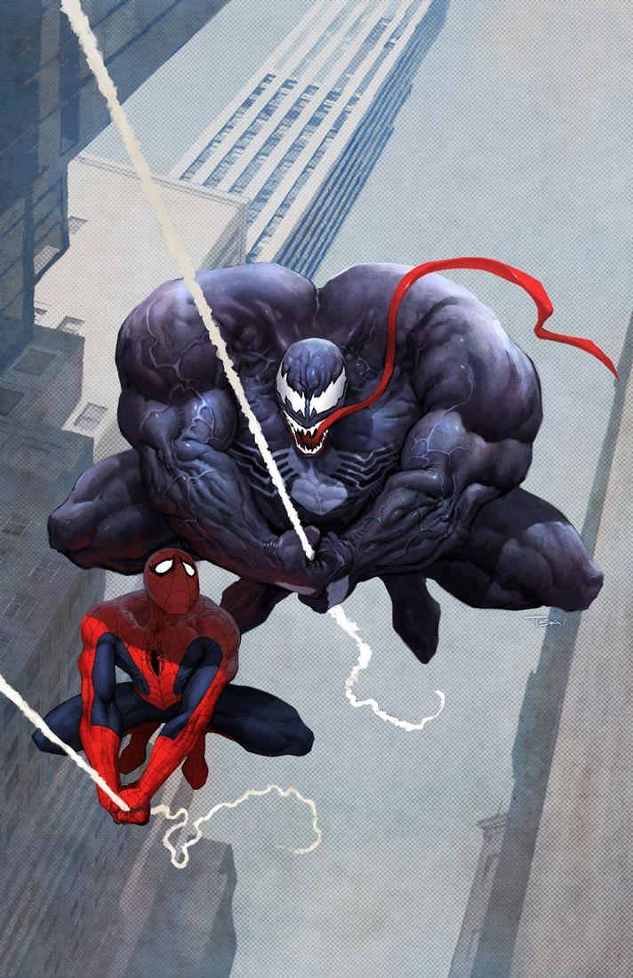 Spectacular Illustration of Spider-man - 5   Special Guest ...