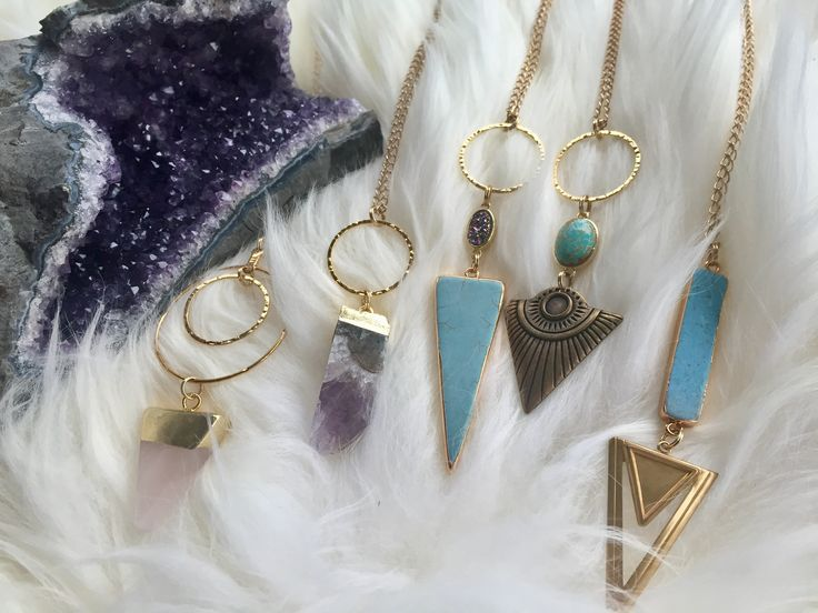 New Necklaces  $40.00 - $55.00