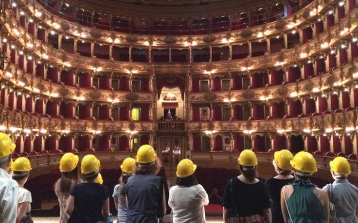 IL GRAND TOUR | Visite guidate alla scoperta del Teatro Grande