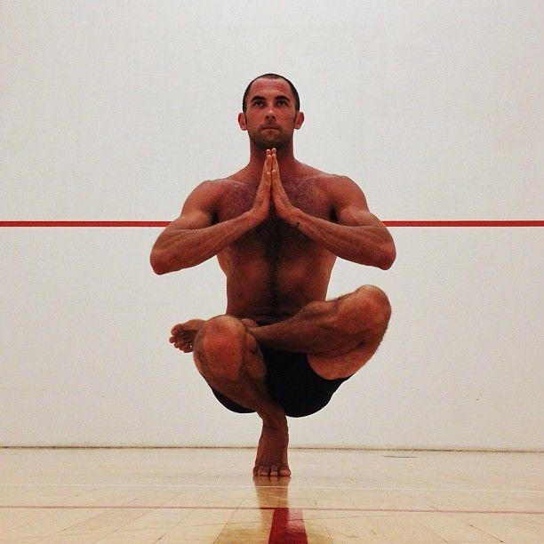 Padangustasana (Toe Stand Pose)    #yogagoals