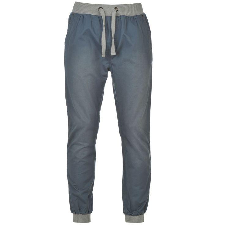 SoulCal | SoulCal Ribbed Waistband Platnene hlače za prosti čas chino Moški | Moški Platnene hlače za prosti čas chino