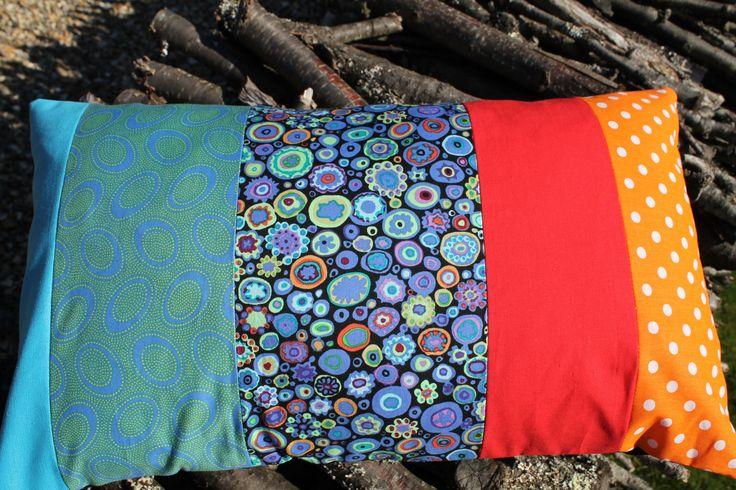 défi d'octobre , les 5 éléments : Terre et Feu , éruption volcanique ! : Textiles et tapis par la-malle-en-osier