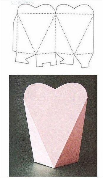 Heart box DIY
