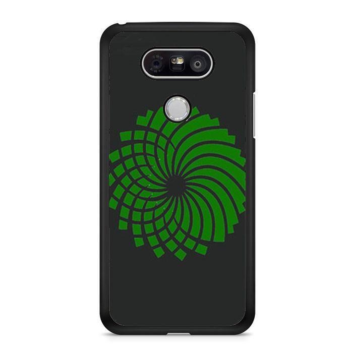 Green Party Logo Grey LG G6 Case Dewantary