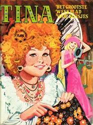 De Tina, mijn vriendin had een abonnement. Ik verslond ze!
