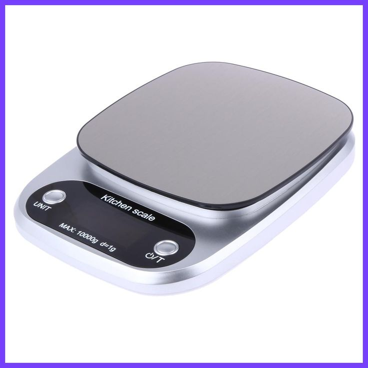 10000g/1g Mini Digital Kitchen Scale Food Diet Balance Weighting Scale LED Electronic Cooking Baking Scale Precise Measure Tools