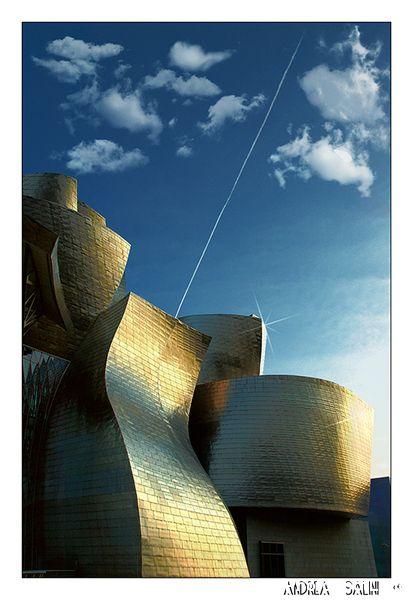 Guggenheim Museum of Bilbao, Bilbao, Spain - Photo by Andrea Salini on PhotospotLand.com