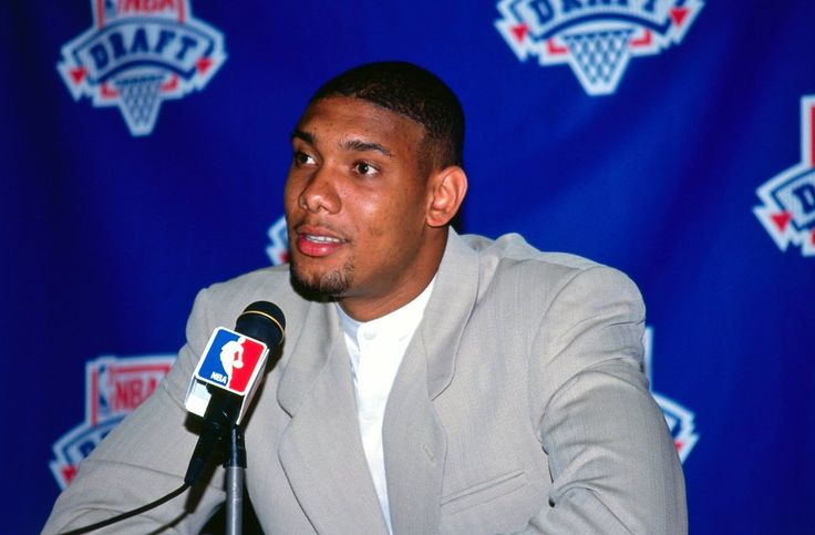 Where are they now? The players from Tim Duncan's 1997 NBA draft class