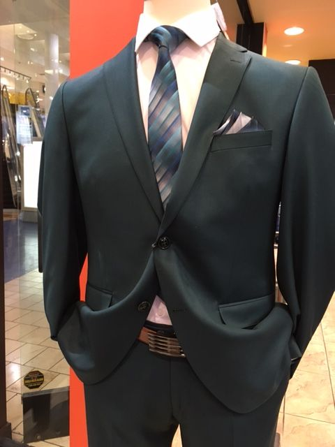 Great new spring color Slim Fit Suit made in Turkey  Sale