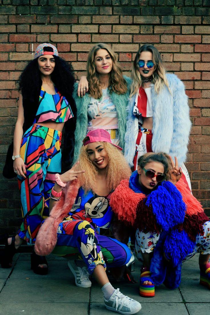 CONFETTI CROWD: DUVET DAYS | Fashion, 90s fashion party ...