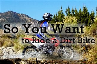 Our list of tips and advice on how to get started with dirt bike riding and racing.