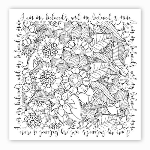 free printable adult coloring sheets w bible verses everyone says it is a great