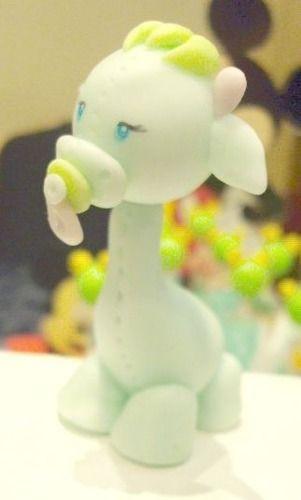 10 souvenirs animalitos bebe en porcelana fria + portamensa By Maria Elena Lopez