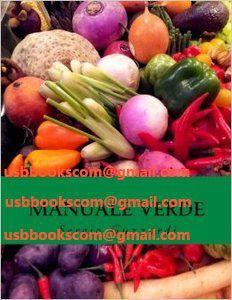 4193 Manuale Verde Introduzione al Vegetarianismo - Ricette Vegetariane e Vegane e Frullati Verdi   相片擁有者 usbbookscom