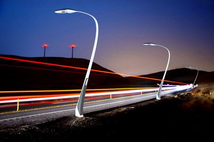 solar lighting market  | Self-Sufficient Street Light