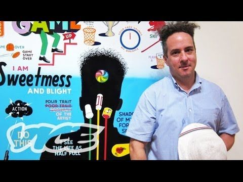 The Art of Sign Painting with Steve Powers via  http://www.youtube.com/user/vice