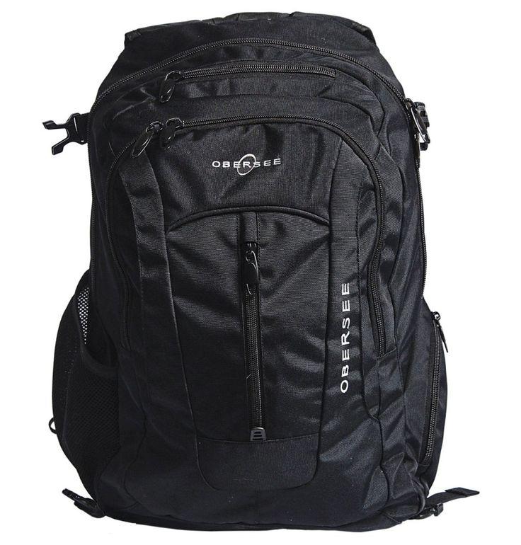 Obersee Bern Diaper Bag Backpack