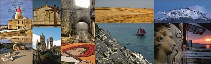 "Turismo in Sicilia - Tourism of Sicily - ""manu manedda"" http://www.etnaportal.it/"