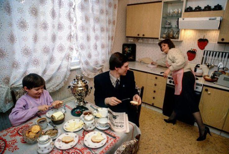 Советский Союз в 1984-1989 годах / Назад в СССР / Back in USSR