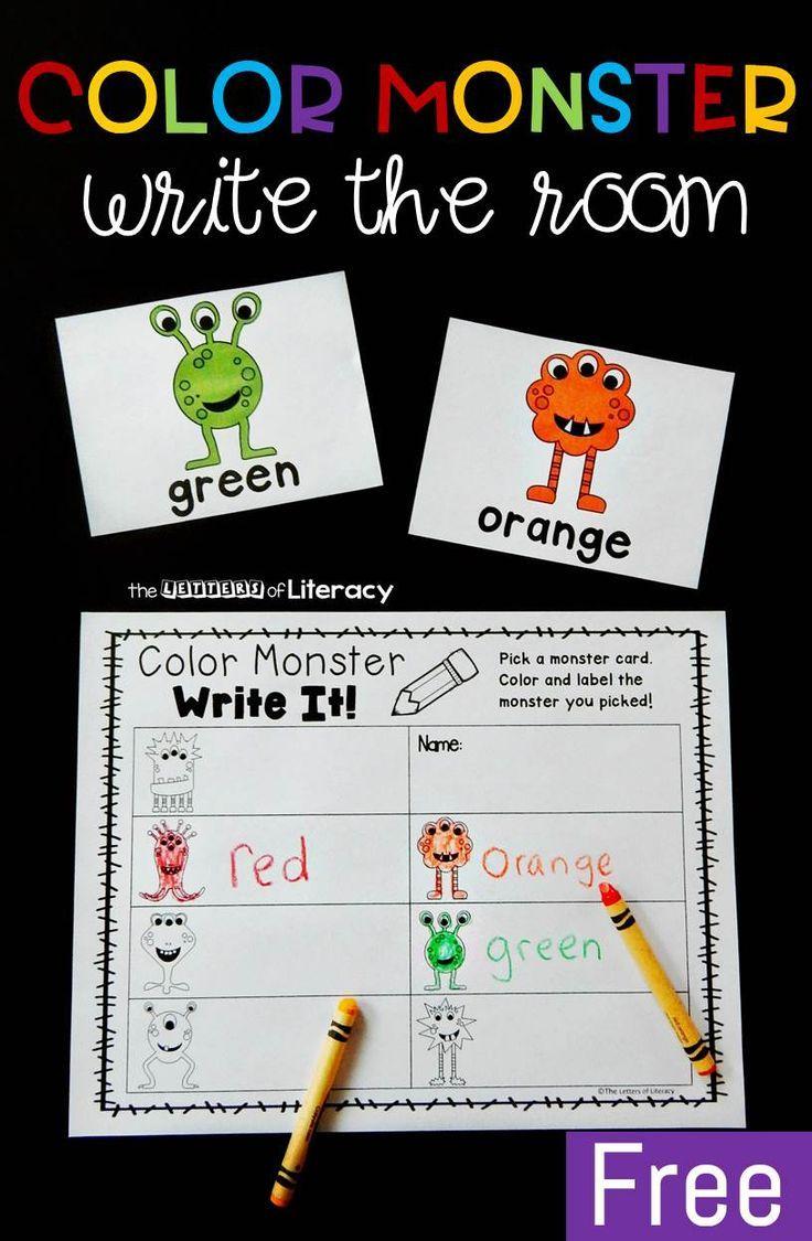 239 best Colors images on Pinterest   Kinderaktivitäten ...