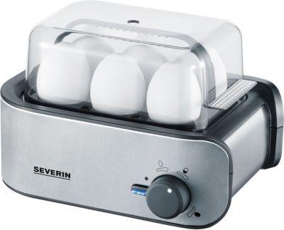 Mit diesem Eierkocher kann jedes Kind die Eier in unterschiedlichen Härtegrade kochen.