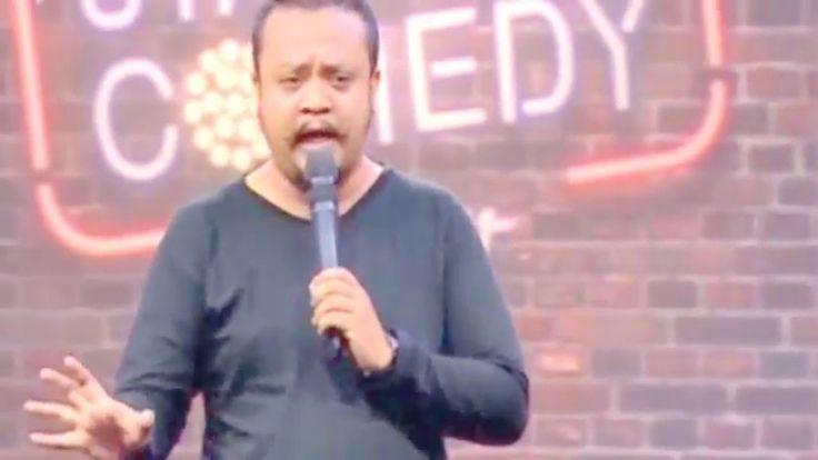 Stand Up Comedy Show Dede Kendor, Mereka Salah Kalo Incar Indonesia