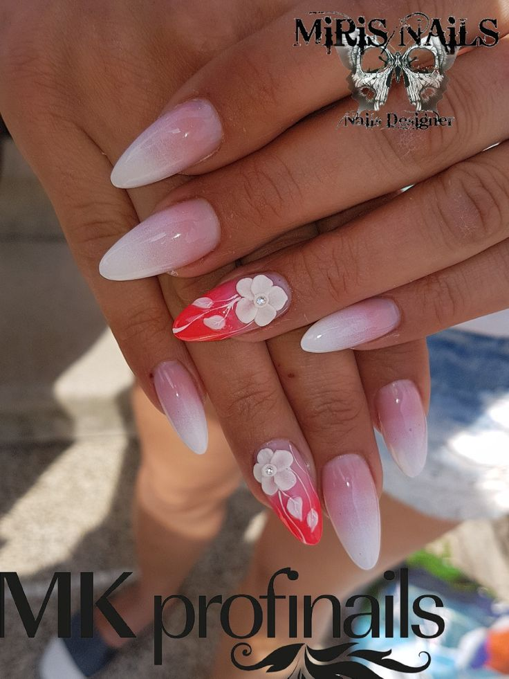 Babyboomernails#3D#lovenails#whitenails#