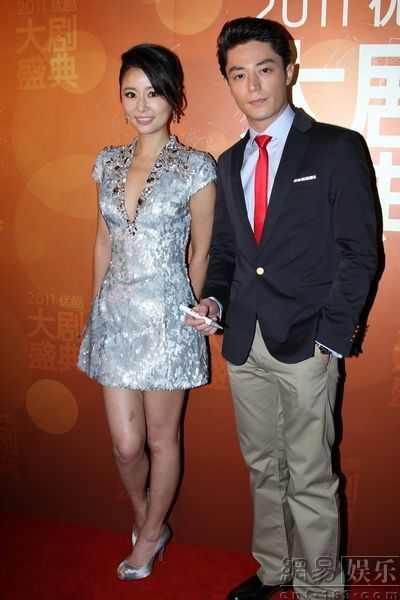 Ruby Lin, Wallace  Huo....are living together..rrrrrr