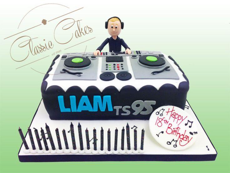 Dj cake!                                                                                                                                                                                 More
