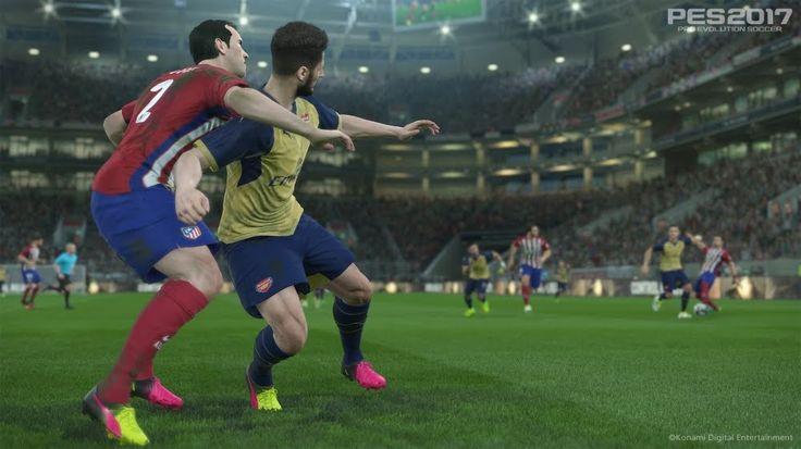 Futbol severler tarafından merak içerisinde beklenen PES 17 için yeni bir oynanış videosu yayınlandı.