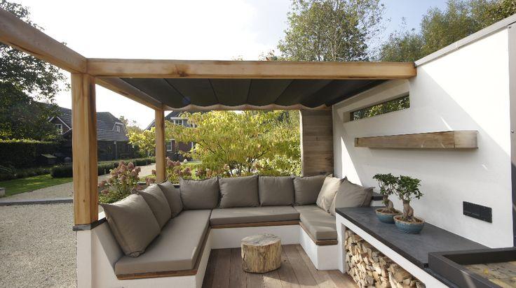 LuxxOut terrasoverkapping op maat