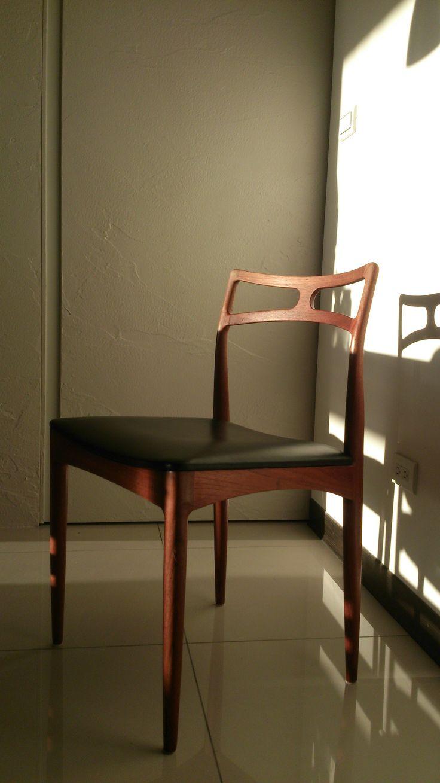 Johannes Andersen Model 94 Radha Dining Chair