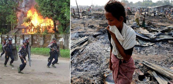 Bayi dikelar anak dirogol dan dibunuh di Myanmar   Pertubuhan Bangsa-Bangsa Bersatu (PBB) mendapati pasukan keselamatan Myanmar melakukan rogol dan pembunuhan beramai-ramai terhadap penduduk Islam Rohingya selain membakar kampung mereka sejak Oktober lalu dalam kempen yang dianggap jenayah kemanusiaan dan pembersihan etnik.  Bayi dikelar anak dirogol dan dibunuh di Myanmar  Menurut laporan pejabat hak asasi manusia PBB semalam saksi menceritakan pembunuhan bayi kanak-kanak wanita dan warga…