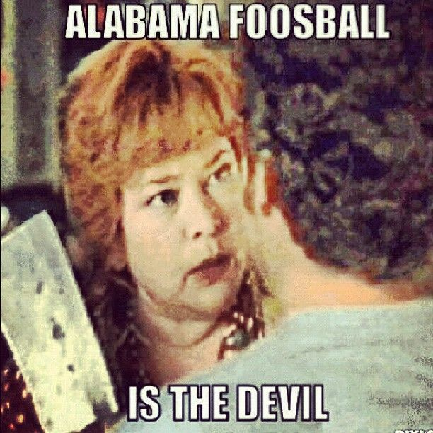 Alabama football suck 2010