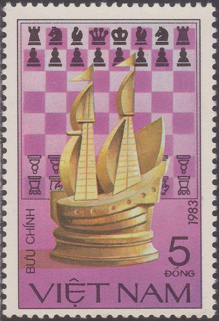 Vietnam 1983 16 best Stamps