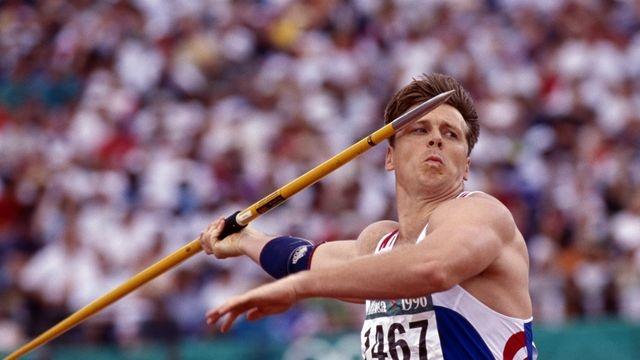 Michael Torke's Javelin, composed for the 1996 Atlanta Olympics.