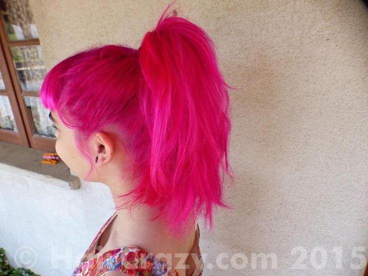 missaniki -   - Manic Panic Hot Hot Pink