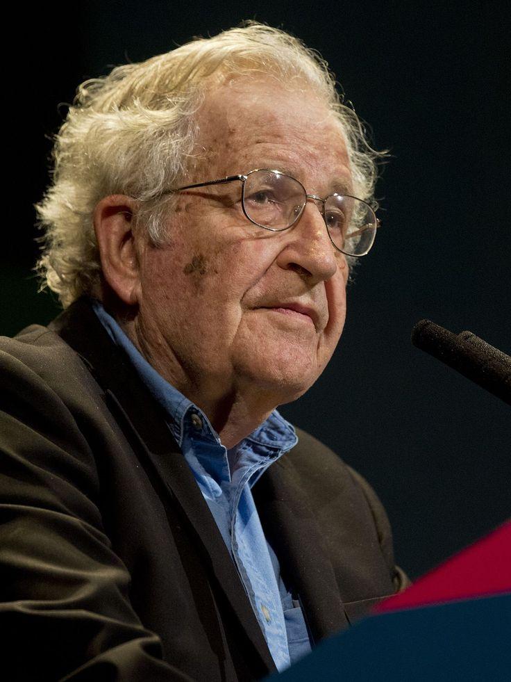 Noam Chomsky - Wikipedia