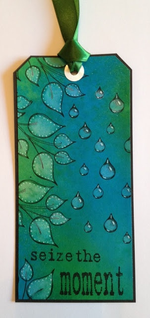 Wendy's Card Craft: Ryn, Dylusions and The Artistic Stamper....