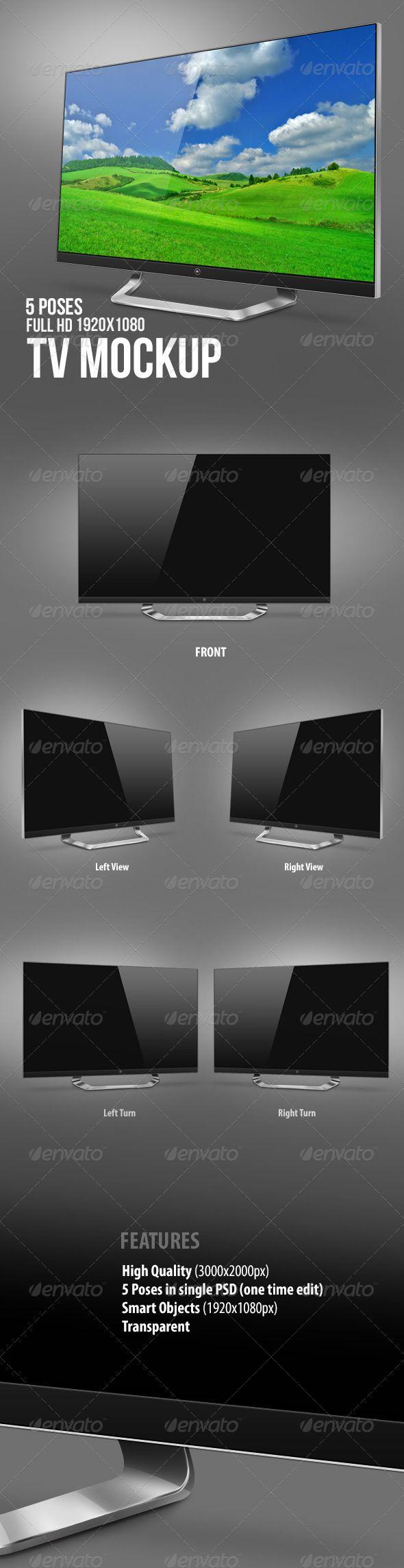 Graphics Led Tv Mock Up Graphicriver Led Tv Business Card Mock Up Mockup