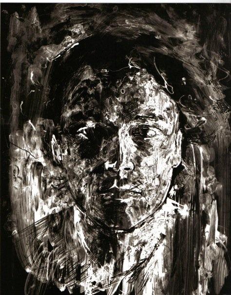 Eick Photogram Self Portrait