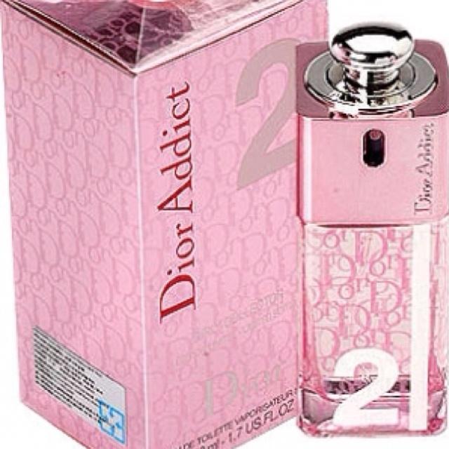 Christian Dior perfume …