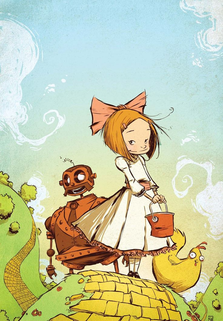 Skottie Young: Ozma Of Oz #1