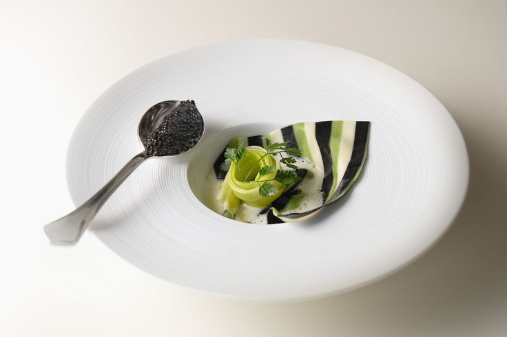 Le Cap Signature dish by our Executive and talented Chef Didier Aniès. Fine dining experience on the Riviera.