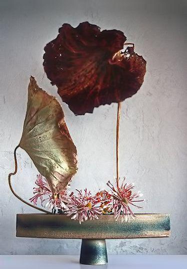 Master-Baiko-ikebana-art