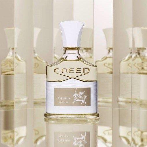 Perfumy zwycięstwa dla silnych kobiet! #creedaventusforher #aventusforher