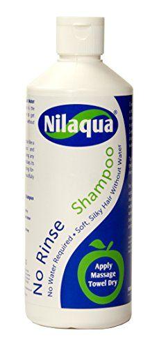 nilaqua towel off shampoo