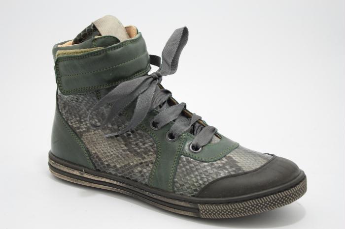 Rondinella green sneaker
