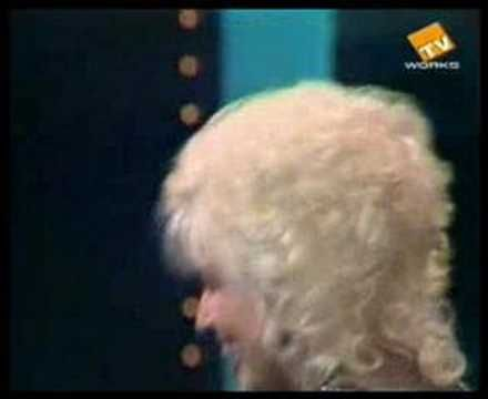 Islands in the stream - Dolly Parton & Kenny Rogers... A song i used to sing a lot................... :)